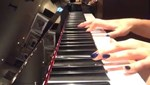 Vakfbank: Defne Mine Arlıel piyanoda hünerlerini sergiledi