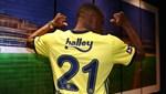 Bright Osayi-Samuel Fenerbahçe formasını giydi