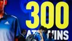 Novak Djokovic'in 300 haftalık zirvesi