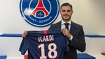 Mauro Icardi Paris Saint-Germain'de