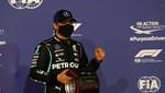 Sakhir Grand Prix'sinde pole pozisyonu Bottas'ın