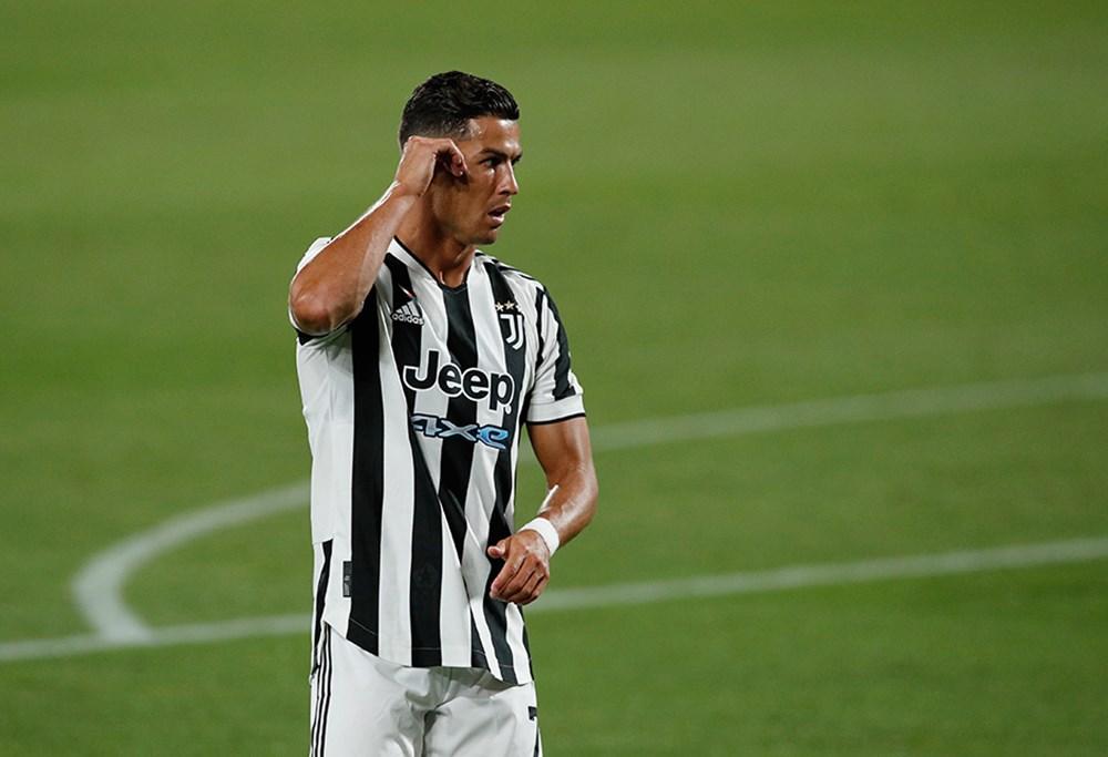 Cristiano Ronaldo transferinde neler yaşanıyor?  - 2. Foto
