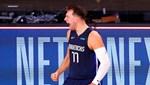 Doncic'in son saniye basketi geceye damga vurdu!