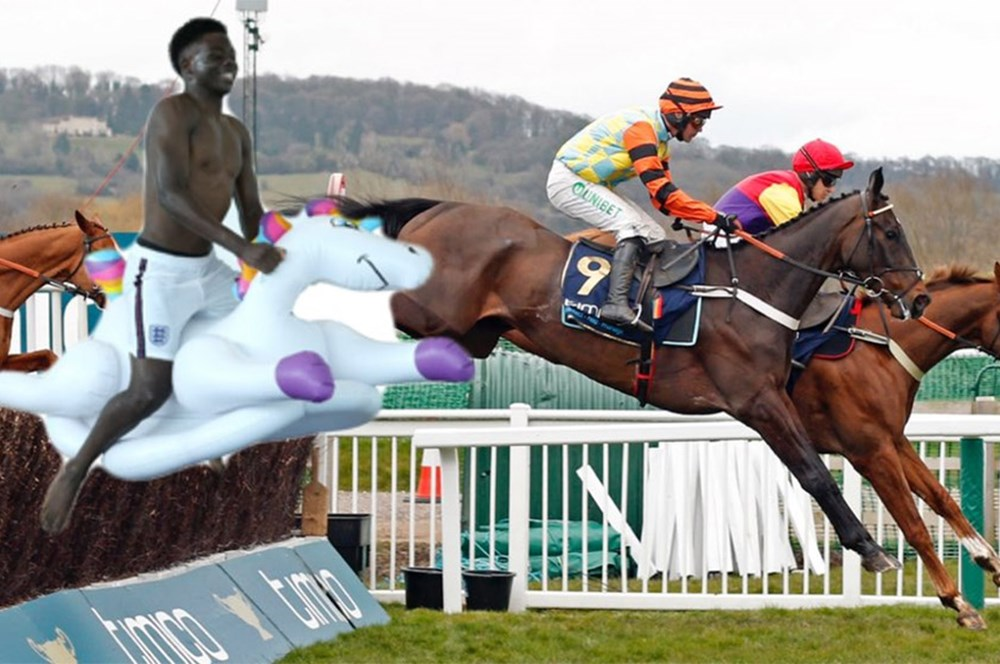 İngilizlerin unicorn'lu eğlencesi viral oldu!  - 14. Foto