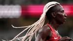 Burundili atlet Francine Niyonsaba'dan dünya rekoru