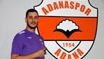 Adanaspor'da kaleci transferi