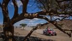 Dakar Rallisi'nde ikinci etap geride kaldı