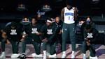 Irkçılık protestosuna katılmayan ilk NBA oyuncusu