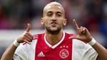Ajax, Hakim Ziyech'in Chelsea'ye transferini duyurdu