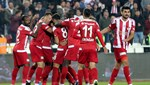 Demir Grup Sivasspor - İttifak Holding Konyaspor: 2-0 Maç sonucu