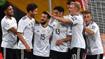 Almanya: 7 -  San Marino: 0 | Maç sonucu