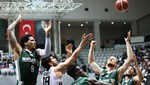 Beşiktaş Sompo Japan veda etti