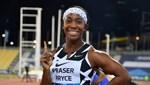 Tarihin en hızlı 2. kadın sporcusu oldu