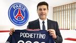 Pochettino, 2023'e kadar PSG'de!