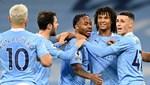 Dev maçta kazanan Manchester City
