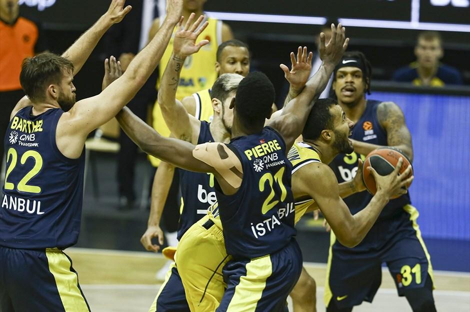 ÖZET | Fenerbahçe Beko, Berlin'den yenilgiyle dönüyor | NTVSpor.net