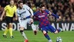 Messi kazan kaldırdı, Dembele sezonu kapattı