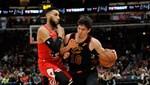 Cedili Cavaliers, Bulls'a direnemedi
