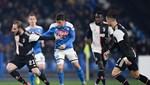 Juventus'a Napoli çelmesi!