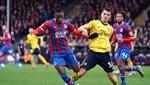 Crystal Palace 1-1 Arsenal (Maç sonucu)