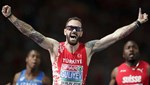 """Guliyev """"yılın erkek atleti"""" ödülüne aday"""
