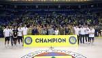 İstanbul Cup'ta şampiyon Fenerbahçe Beko