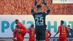 Hatay'da kazanan Yeni Malatyaspor