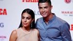 Georgina Rodriguez'den Ronaldo için dikkat çeken 'evlilik' mesajı