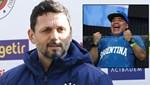 Erol Bulut'un Maradona anısı