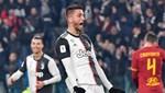 Juventus yarı finalde