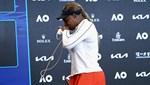 Serena Williams'ın gözyaşları