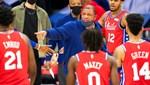 Philadelphia 76ers'ta oyuncu kalmadı, maç ertelendi
