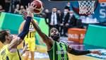 Fenerbahçe Beko 105-72 OGM Ormanspor (Maç Sonucu)