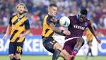 Trabzonspor AEK'i eledi, bileti kaptı