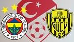 Fenerbahçe'nin maçında hakem(!) Ali Koç...