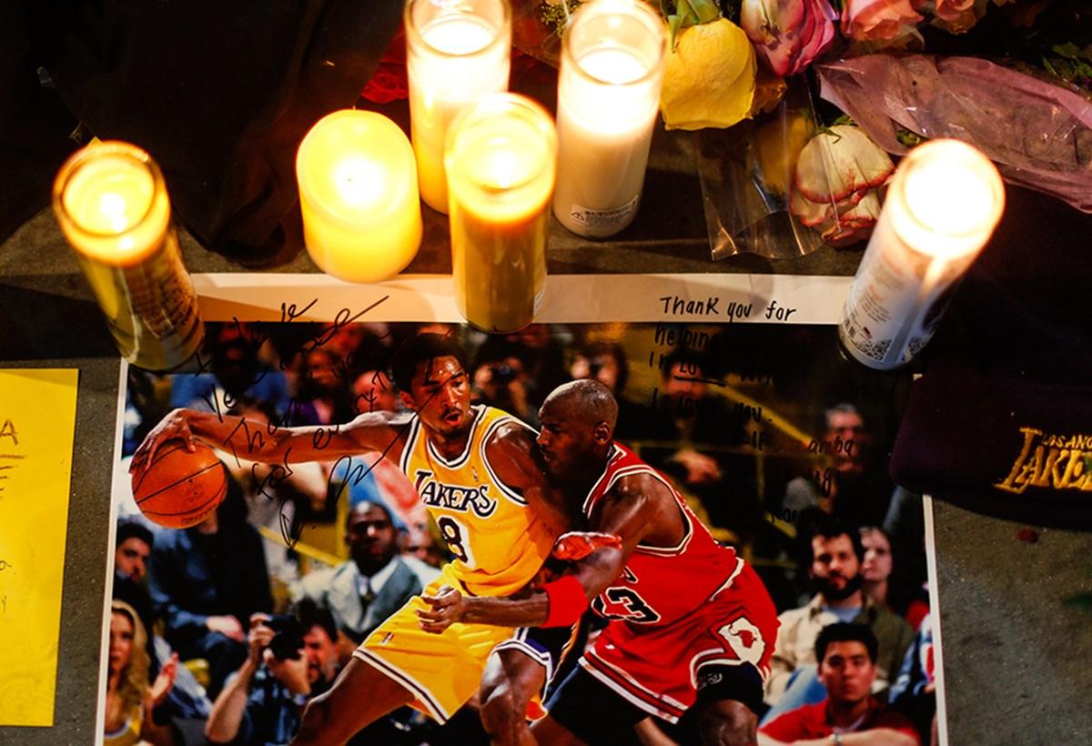 Kobe Bryant'ı Michael Jordan onurlandıracak