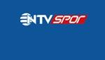 Sırbistan-Türkiye maçından kareler