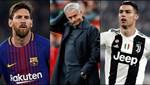 Mourinho'ya göre ne Messi ne de Cristiano Ronaldo