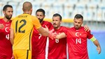 Plaj Futbol Milli Takımı finale yükseldi