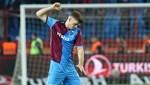 Trabzonspor'da Sörloth sakatlandı