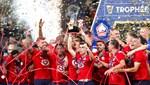 Fransa Süper Kupası Lille'in - Lille 1-0 Paris Saint-Germain (Maç sonucu)