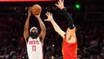 James Harden ile Trae Young, NBA tarihine geçti