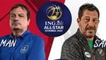 ING All-Star kadroları belli oldu