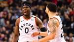 Son şampiyon Raptors seriyi 11 maça çıkardı