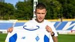 Artem Kravets, Dinamo Kiev'e transfer oldu