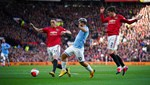 Manchester United 2-0 Manchester City (Goller)