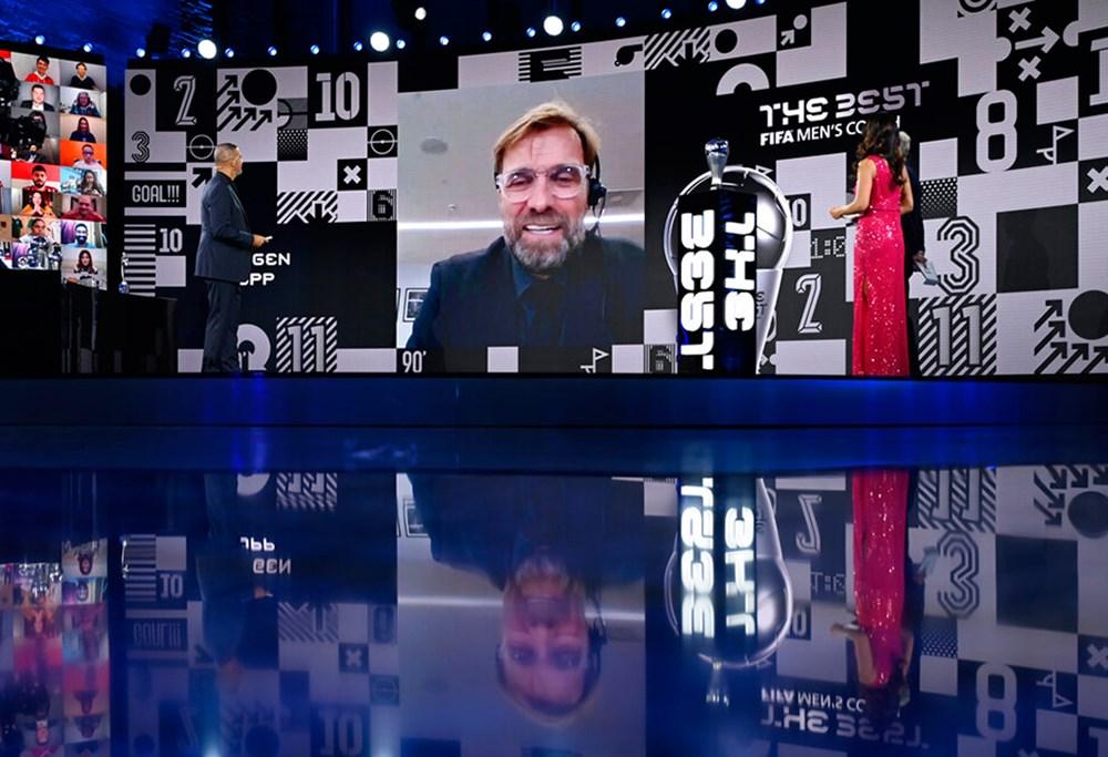 2020 FIFA En İyiler Ödülleri sahiplerini buldu  - 6. Foto