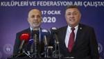 """""""Türk futbolunun bir temeli, bir anayasası olmalı"""""""