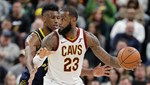 Cavaliers'a Indiana Pacers freni