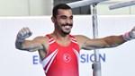 Milli cimnastikçi Ferhat Arıcan altın madalya kazandı